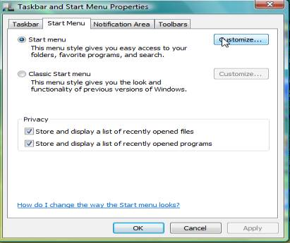 how to change the icon size on windows 7